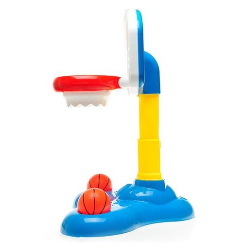 五星玩具 音乐运动玩具 灌篮高手儿童篮球 37861(带计数器 音乐运动
