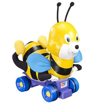 星月玩具 学步系列 音乐蜜蜂车 20031