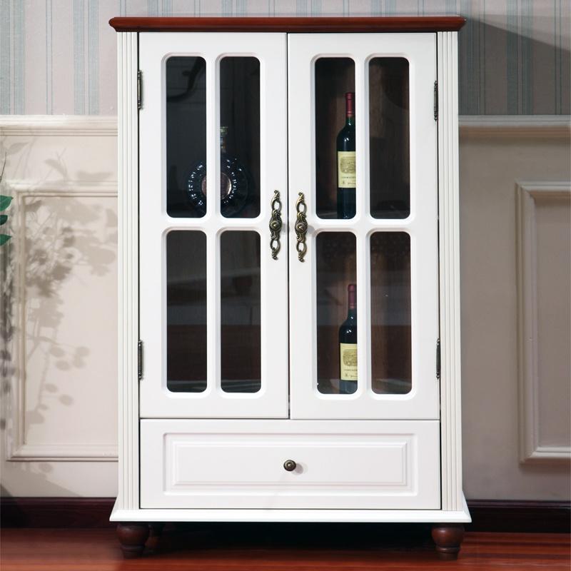 现代欧式酒柜装饰柜