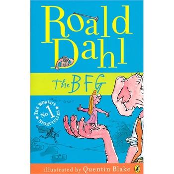 d Dahl 好心眼儿巨人 吹梦巨人 罗尔德.达尔小说 9780141322629