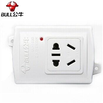 bull/公牛 gn-103d 插座/接线板/插排插线板/无线