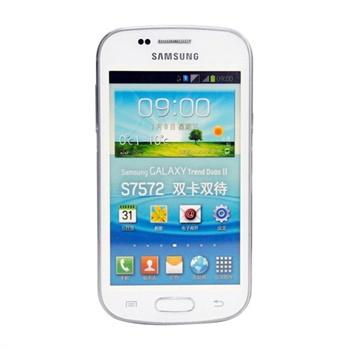 SAMSUNG三星S75723G手机智能手机WCDMA/GSM双卡双待(釉白)