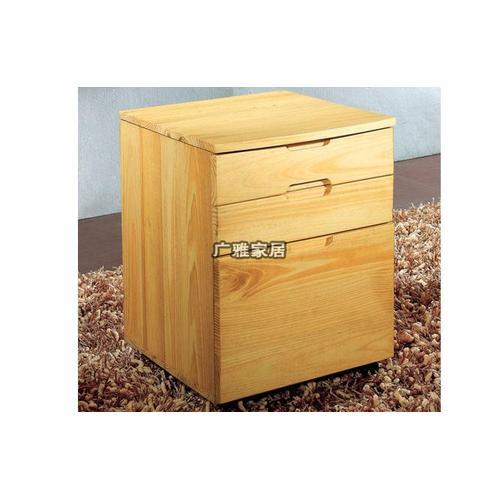 尼科尔北欧松木家具书台椅