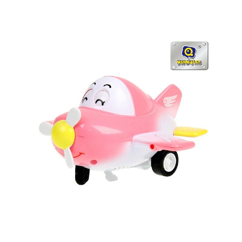 云奇惯性飞机 环奇灯光音乐汽车惯性玩具汽车 云奇飞行日记遥控车