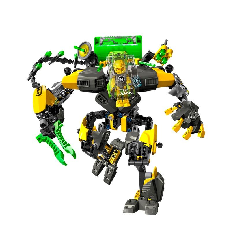lego 乐高 英雄工厂系列 翼豪超级铠甲机器人 l44022