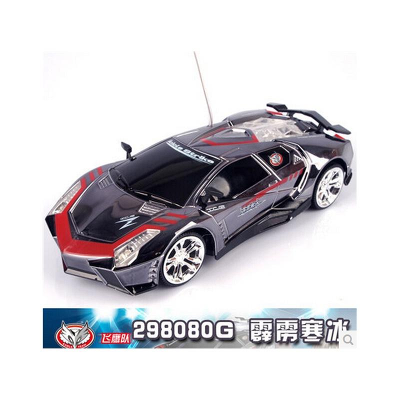 奥迪双钻遥控车 雷速登闪电冲线3竞技版玩具