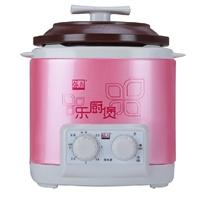依立 TB44040 4L紫砂锅 砂锅电炖锅 煲汤锅定时