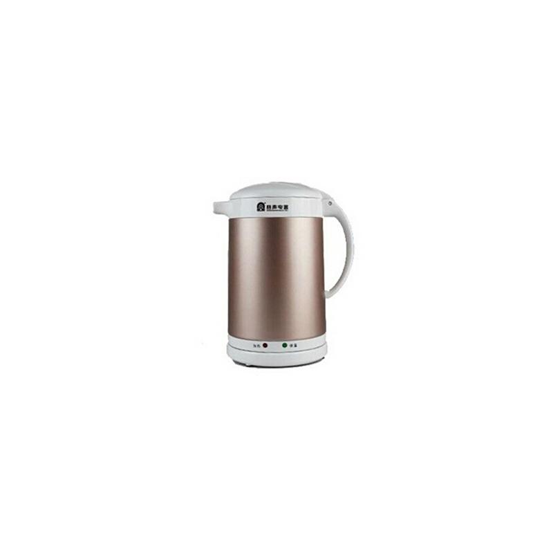 容声rc-20b 电热水壶双层防烫自动保温快速电烧水壶