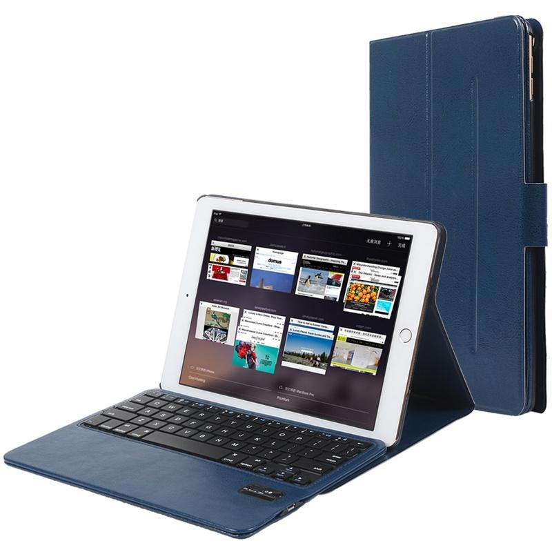 【索士 苹果 iPad Air2平板电脑 蓝牙键盘皮套