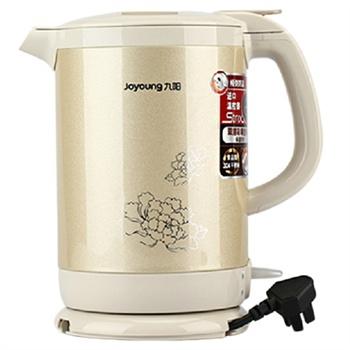 [当当自营]九阳 电热水壶 JYK-12F07C 开水壶 电水壶 热水壶 保温壶