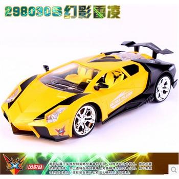 奥迪双钻 雷速登3遥控车 高端版 遥控赛车/汽车 玩具遥控车_幻影雷凌2