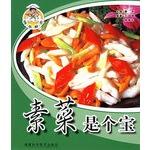素菜是个宝――快乐厨艺读后感_评价_评论 - moqiweni - 莫绮雯