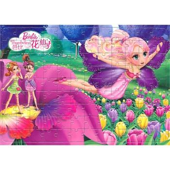 芭比迷宫大拼图:芭比花仙子图片
