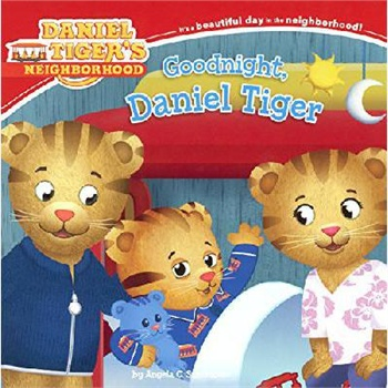 【预订】goodnight, daniel tiger