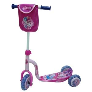 正润(金甲女孩形象)6*5SR-G-A-41-DB 女孩滑板车