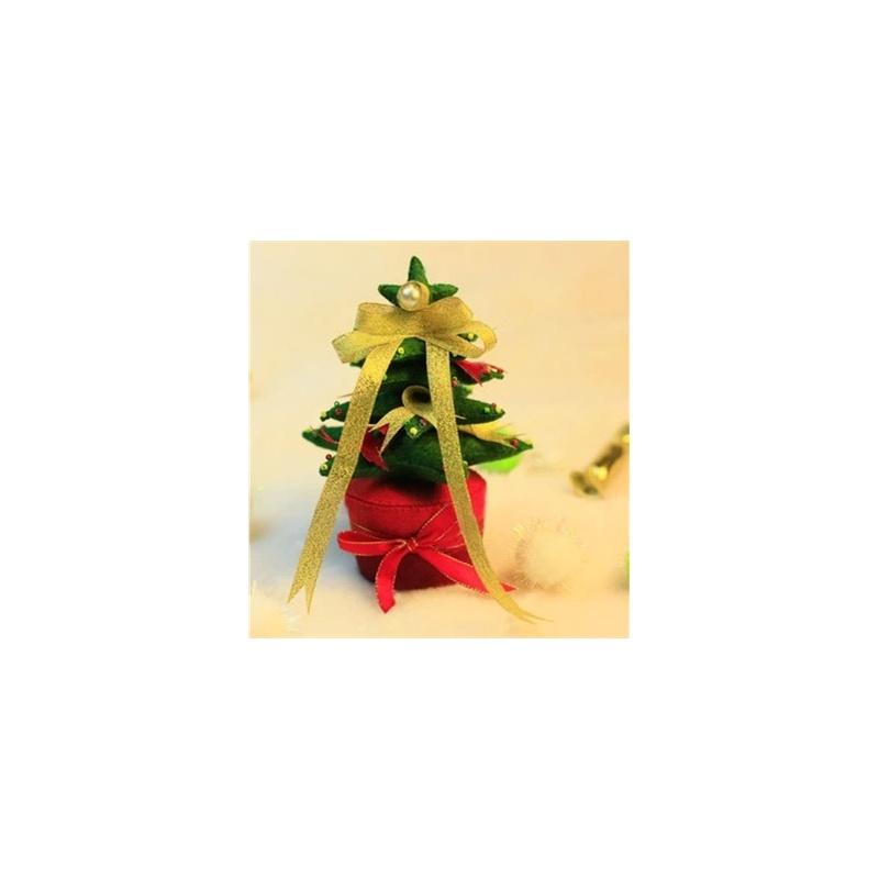 【免裁剪】漫布不织布材料包diy手工圣诞树圣诞节日礼物创意礼物