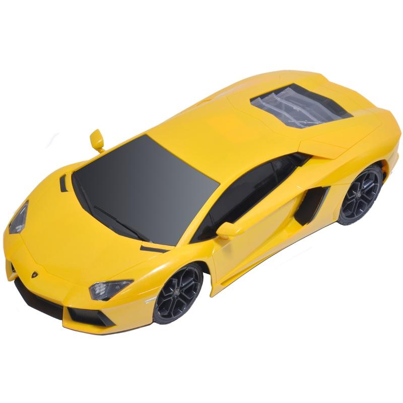 信强玩具 遥控车模 大比例1:12精仿高配置正版授权兰博基尼新车12aa-7