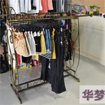 铁艺服装架展示架