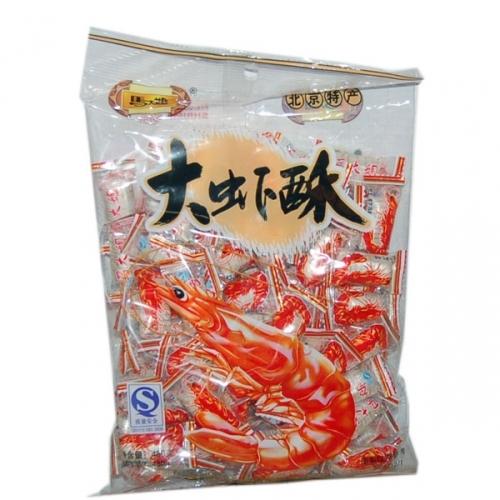 马大姐480g大虾糖图片
