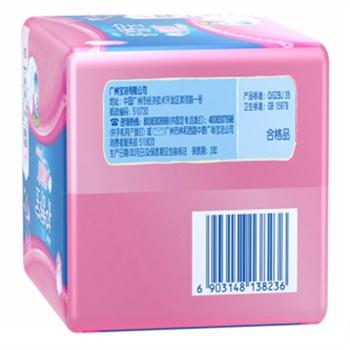 护舒宝pinkcess棉柔丝薄方便装25片卫生巾*10包 ¥177