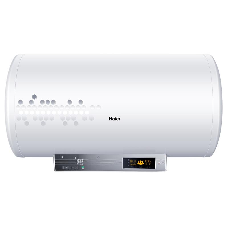 [当当自营]海尔(haier)电热水器es60h-h5(ze)60升 无线遥控 3d 速.