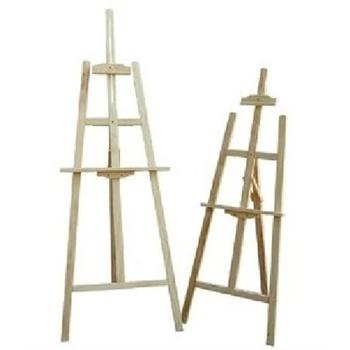 木质画架木制 画架子画板架展示架木展架批发