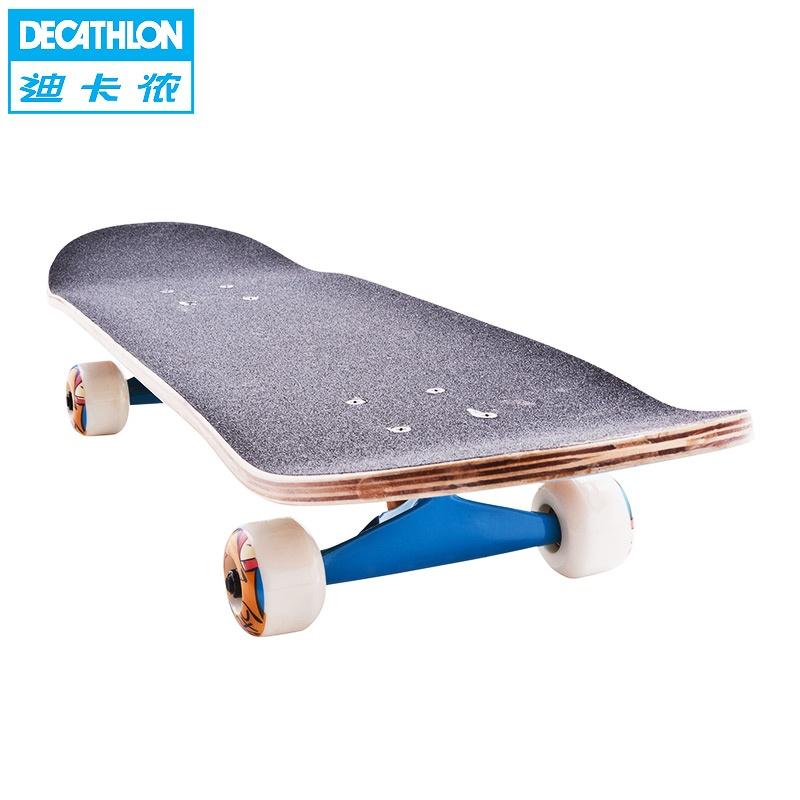 新手滑板技巧图解
