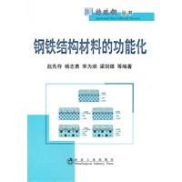 《钢铁结构材料的功能化\赵先存__特殊钢丛书》封面