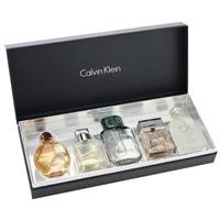 Calvin Klein 卡文克莱 男用香水礼盒(10ml*5瓶)