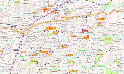葫芦岛到北京的高速地图