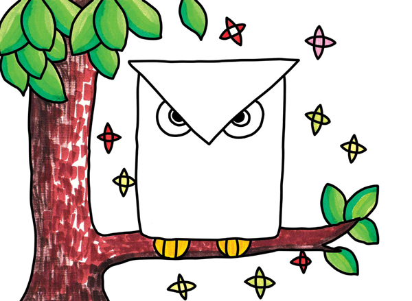 幼儿美术创意画册1图片