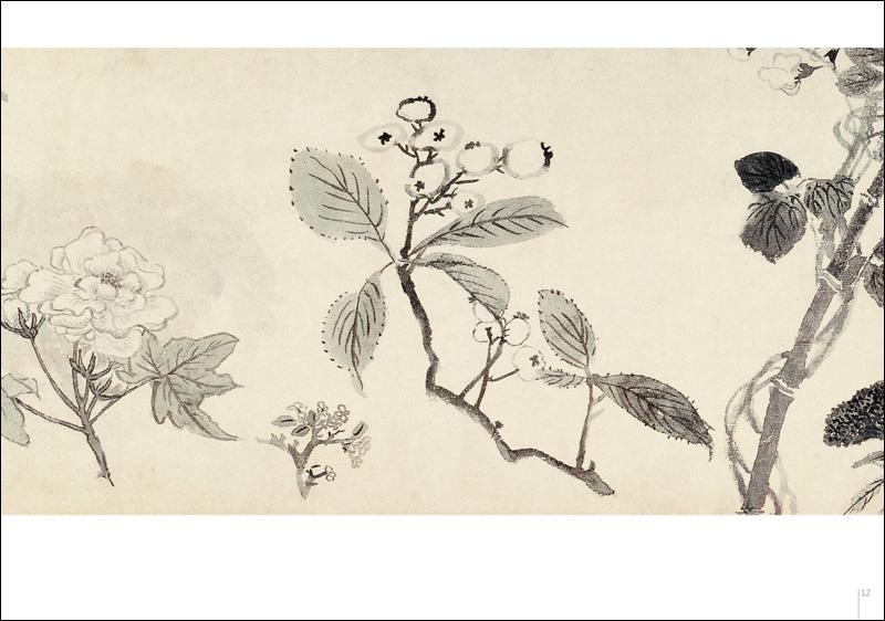 清代花鸟画