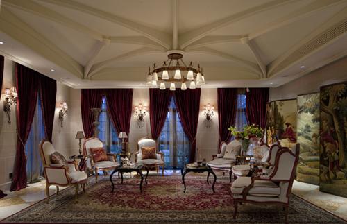 别墅豪宅经典风格的传承与创新图片