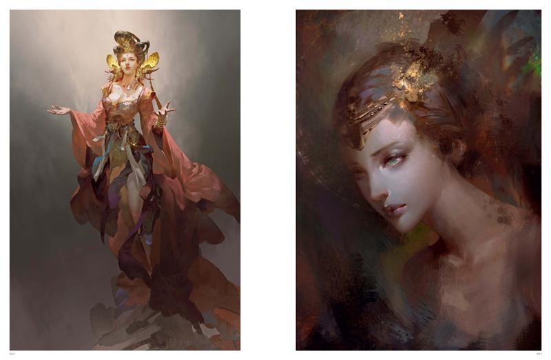 十光年:黄光剑数字艺术画集