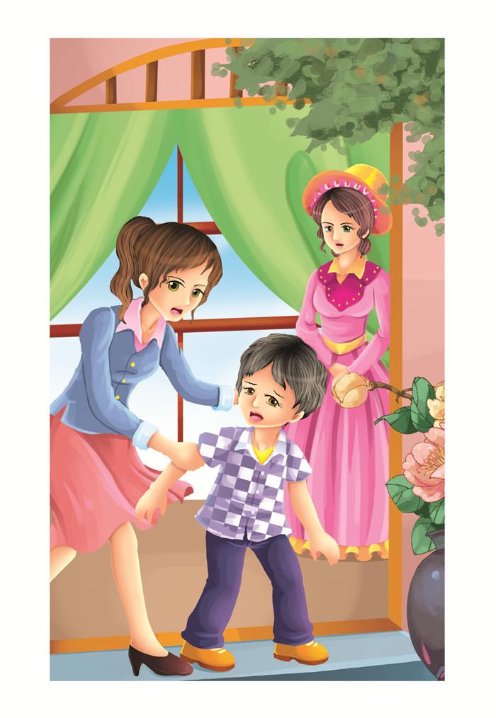 儿童可爱求婚的图片0