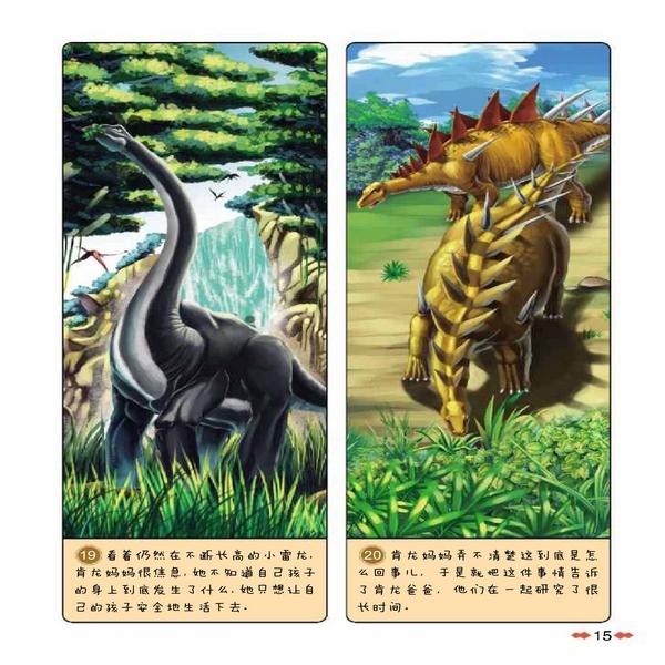 恐龙王国大探险:雷龙流浪记