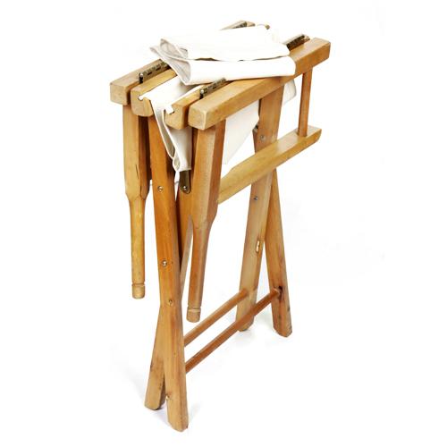 利源户外休闲实木折叠椅