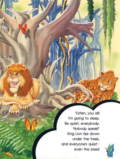 有关小动物的故事_关于小动物的英文故事-