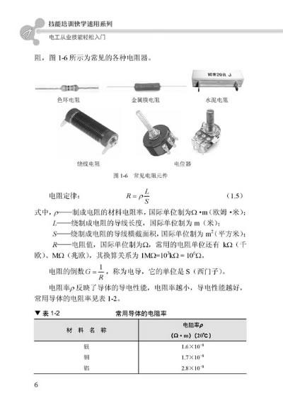 4 电磁感应 1.2.5 自感和互感 1.3 电容和电容器 1.4 交流电路 1.4.