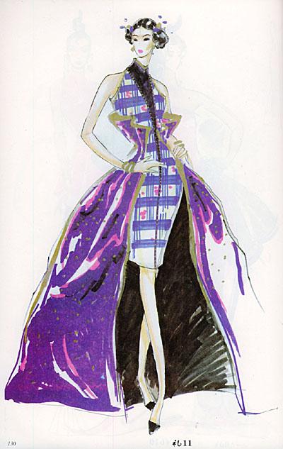 球旗袍设计图; 百度贴吧吧服设计图;