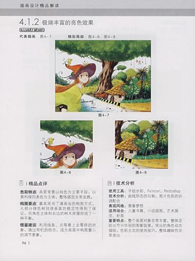2.2 动物形象类插画   1.2.3 商品形象类插画   1.2.