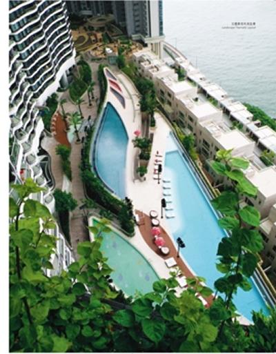 香港旺角及油麻地绿地景观改造工程  香港中环新海滨  香港西九文化