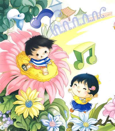 小叮当; 《英文歌曲哆唻咪》张伟丽; 中文歌曲哆来咪- 陪伴孩子快乐图片
