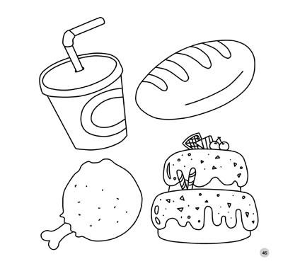 百变简笔画(全四册)图片
