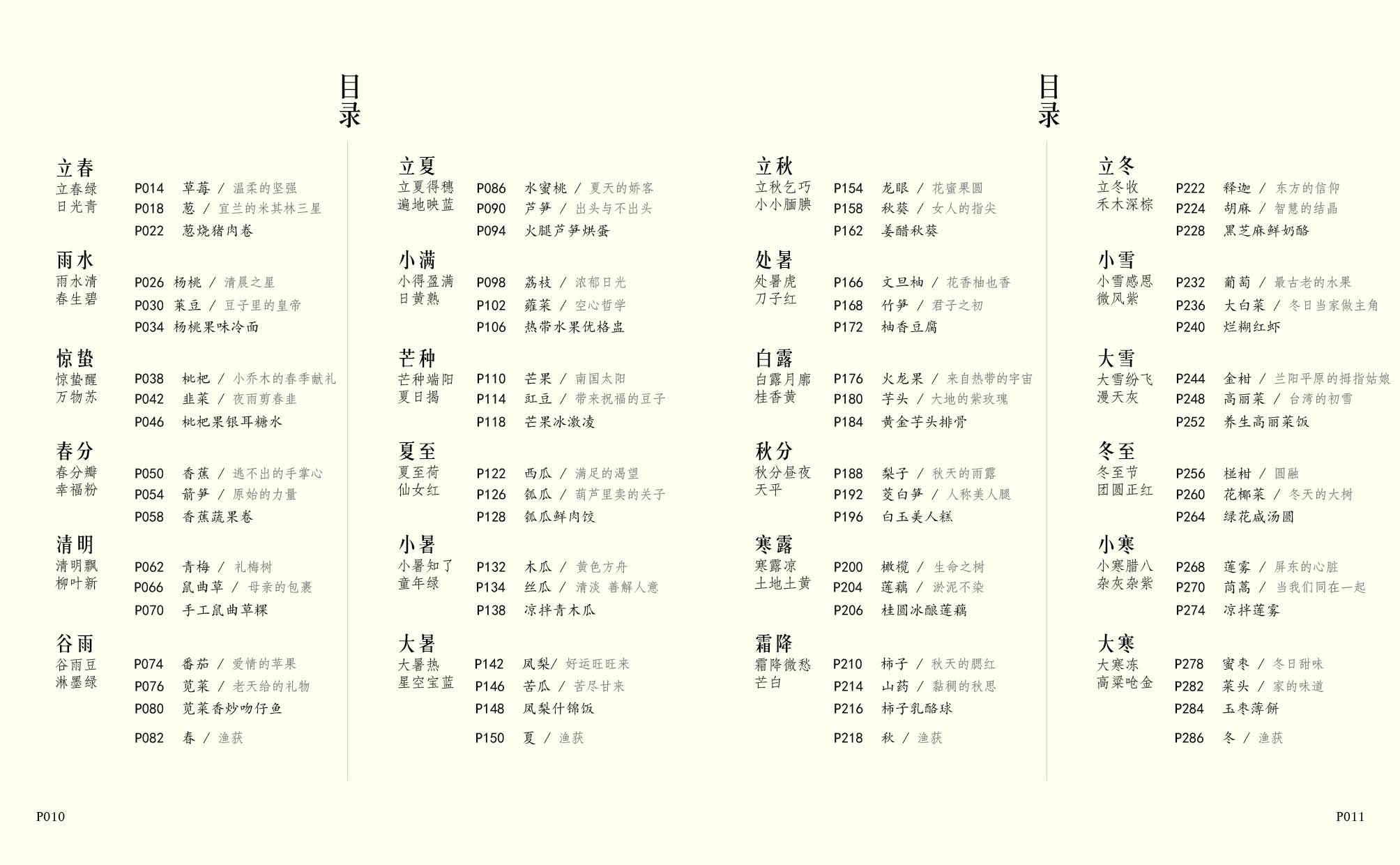 四季游春简谱