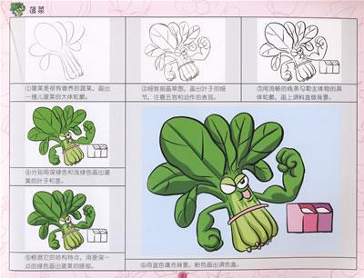 2 漫画素描技法从入门到精. 3 卡通漫画素描技法:基础.