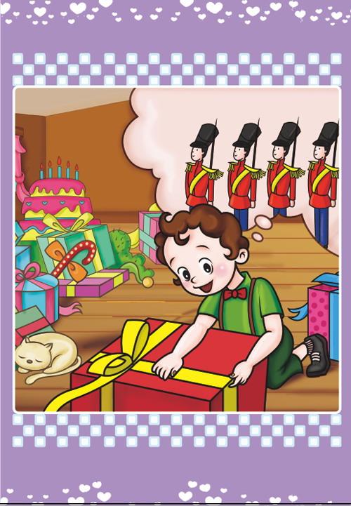 玩具归位卡通图片