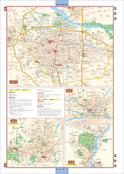 珠海至重庆的公路地图